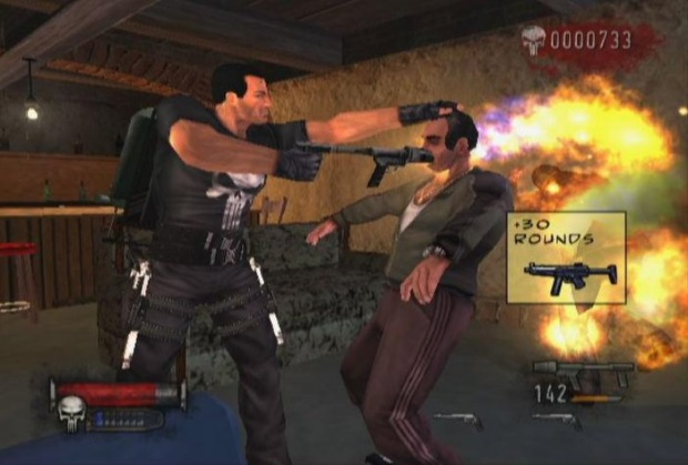 The Punisher Video Game