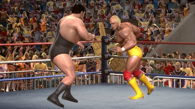 WWE Legends of WrestleMania Video Game