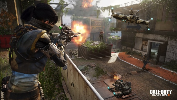 Call of Duty Black Ops 3 Screenshots