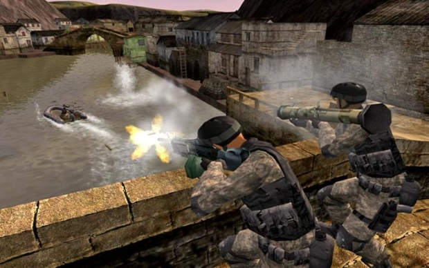 Delta Force Xtreme 2 Video Game