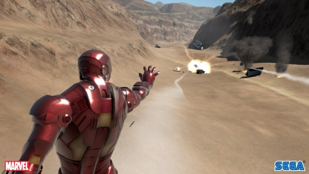 Iron Man 1 Screenshots