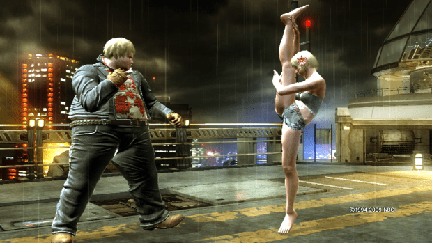Tekken 6 Video Game