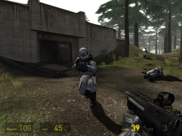 Half Life 2 Video Game