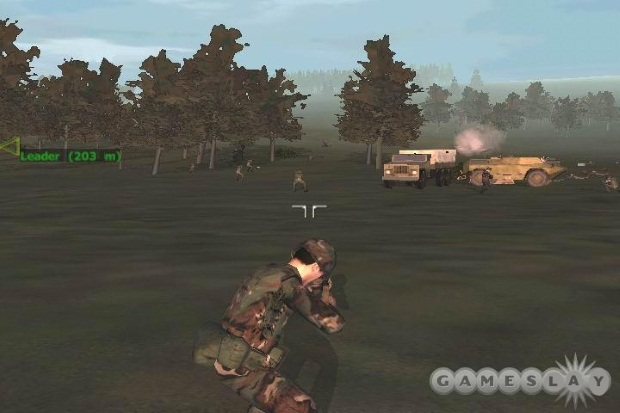 Operation Flashpoint Cold War Crisis Video Game