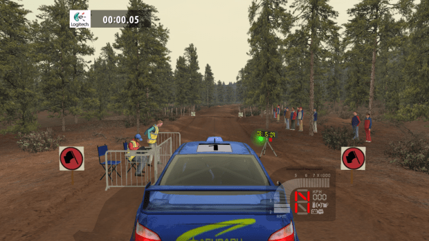 Richard Burns Rally Video Game
