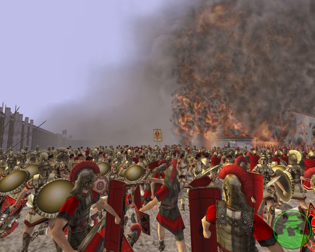 Rome Total War Screenshots