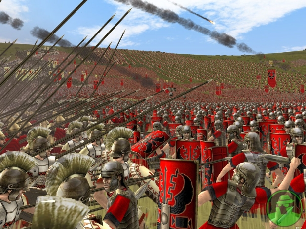 Rome Total War Video Game