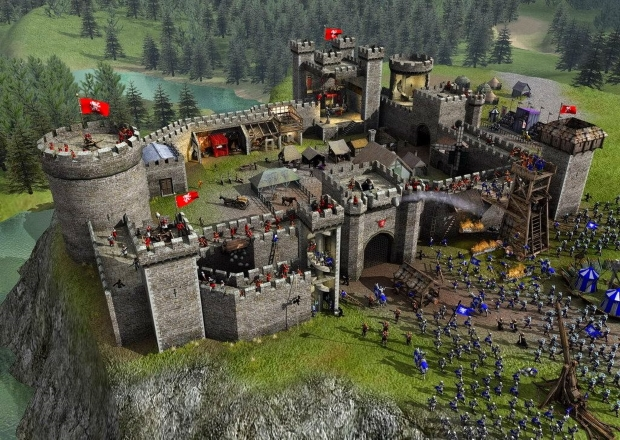 Stronghold 2 Video Game