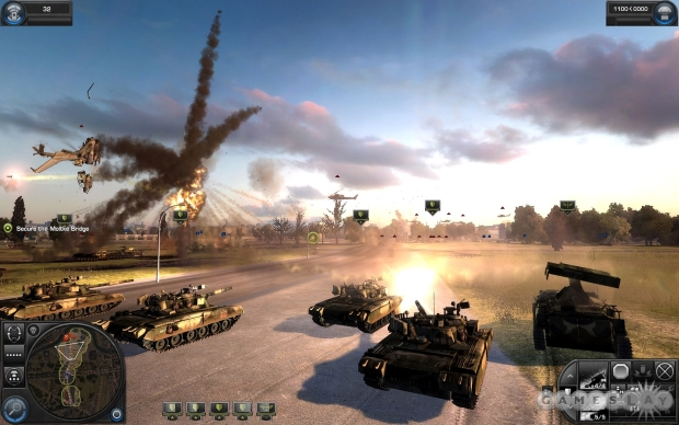 World in Conflict Video Game
