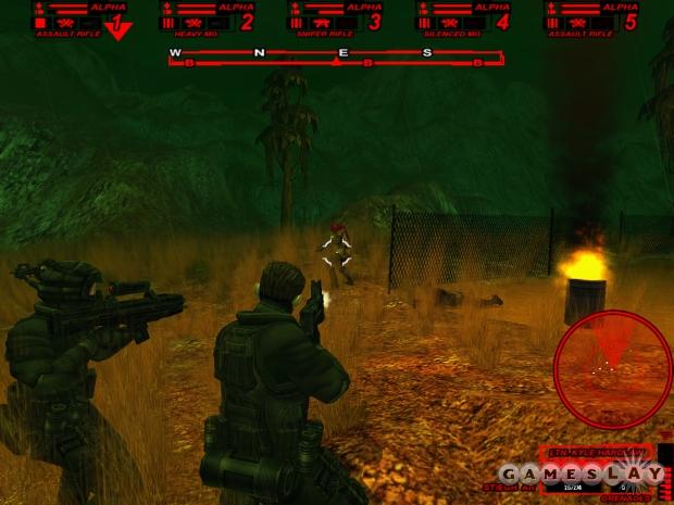 Alpha Black Zero Intrepid Protocol Video Game