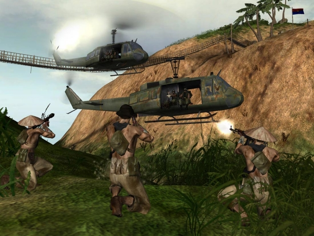 Battlefield Vietnam Video Game