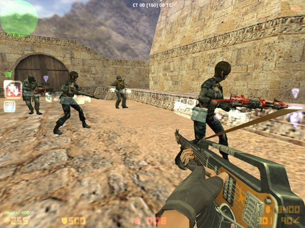 Counter Strike Extreme v7 Screenshot