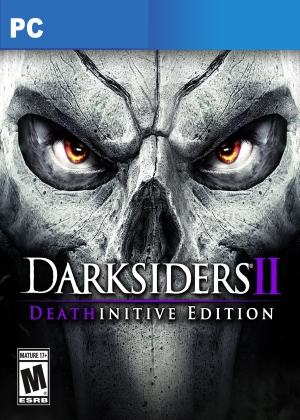 Darksiders 2 Deathinitive Edition Free Download