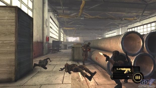 Global Ops Commando Libya Screenshot