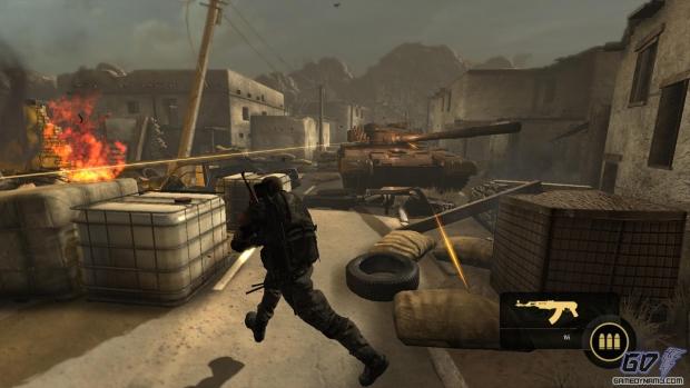 Global Ops Commando Libya Video Game
