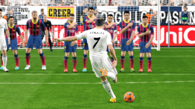 Pro Evolution Soccer 2016 Screenshot