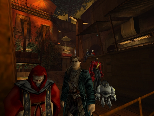 Anachronox Screenshot