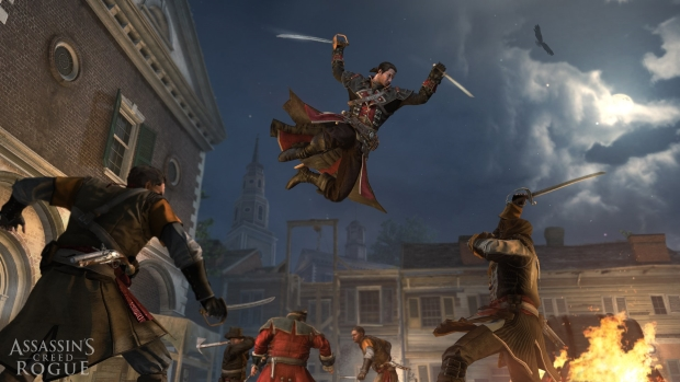 Assassins Creed Rogue Screenshot