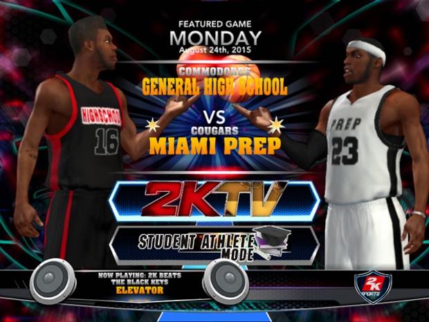 NBA 2K14 Sreenshot