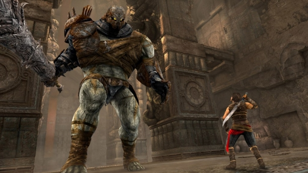 Prince of Persia The Forgotten Sands Screenshots