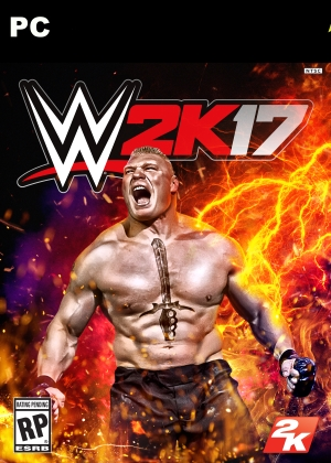 WWE 2K17 Free Download