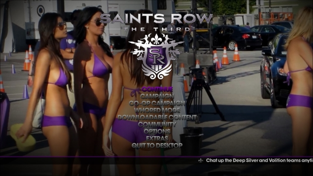 Saints Row The Third Full Version