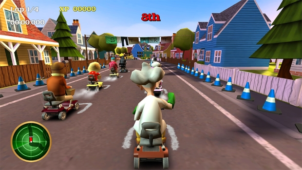 Coffin Dodgers Screenshots