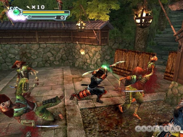 Onimusha 3 Demon Siege Video Game