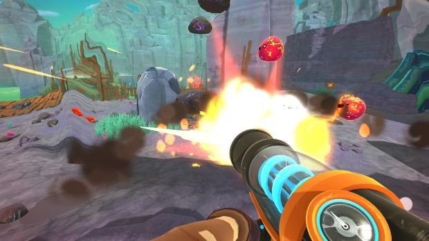 SLime Rancher Screenshots