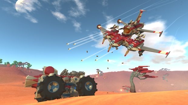 TerraTech Video Game