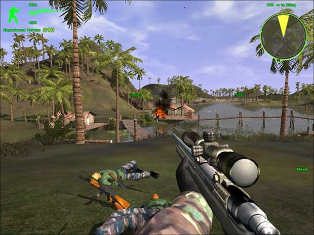 Delta Force Xtreme Video Game