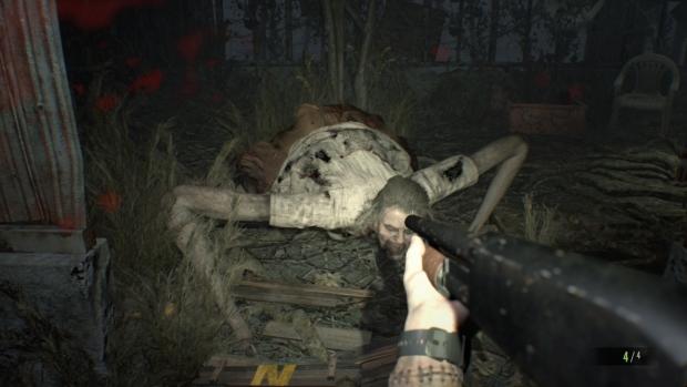 Resident Evil 7 Biohazard Screenshots