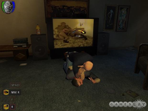 The Sheild Screenshots