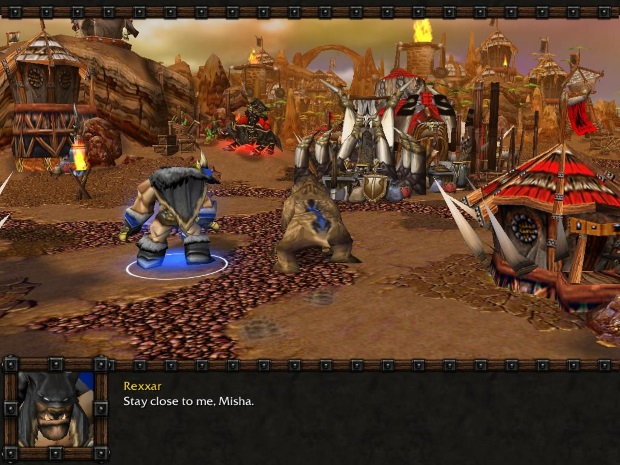 warcraft 3 The Frozen Throne Screenshots
