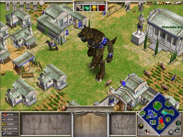 Age of Mythology The Titans Full Version
