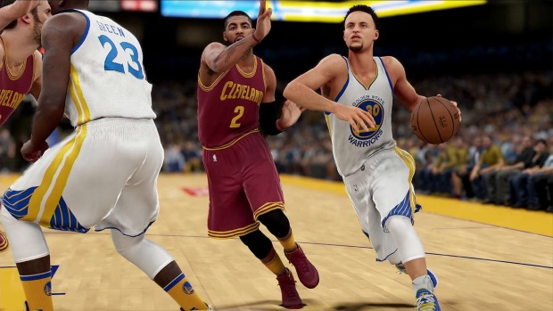 NBA 2K16 Video Game