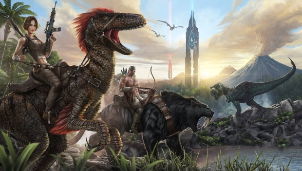 Ark Survival Evolved Screenshots