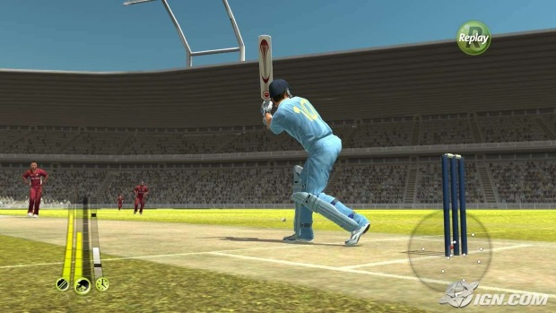 Brian Lara International Cricket 2007 Screenshots