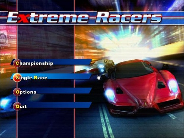 Extreme Racers Full Version