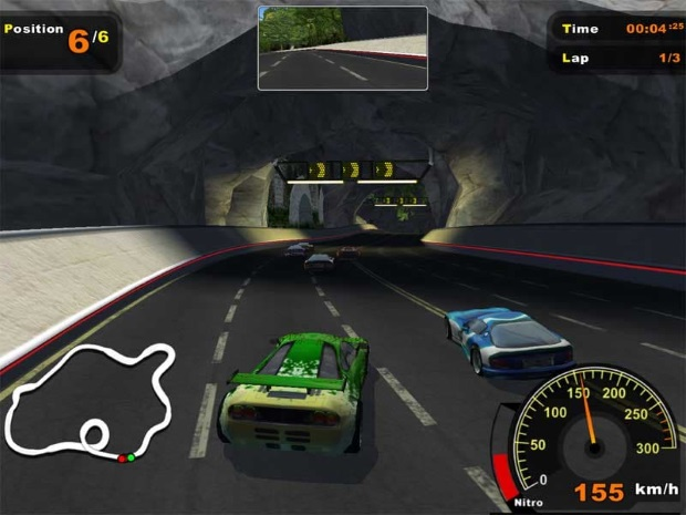 Extreme Racers Video Game