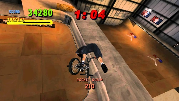 Mat Hoffmans Pro Bmx Video Game