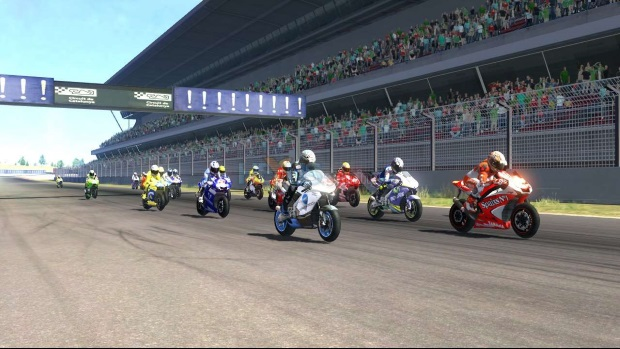 Motogp 2 Video Game