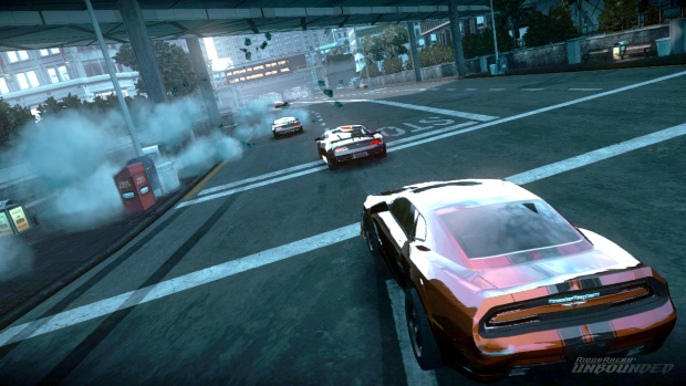 Ridge Racer Unbounded Video Game