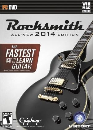 Rocksmith 2014 Free Download