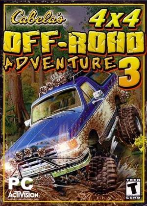 Cabela's 4×4 Off-Road Adventure 3 Free Download