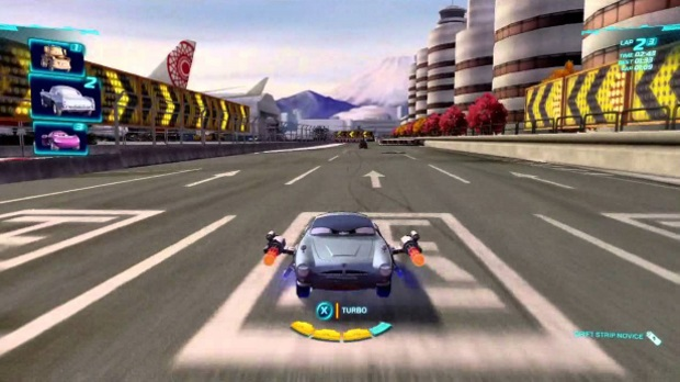 Cars 2 Screenshots
