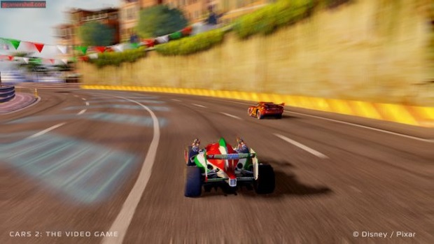 Cars 2 Video Game