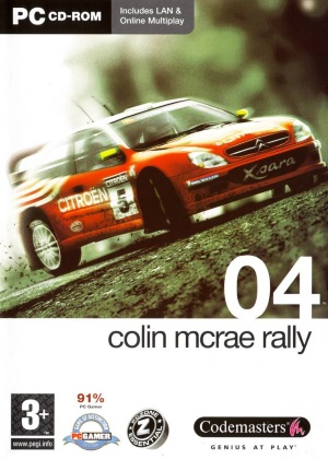 Colin McRae Rally 04 Free Download