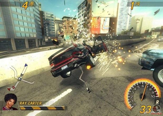Flatout 2 Video Game