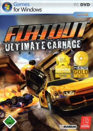 Flatout Ultimate Carnage Free Download